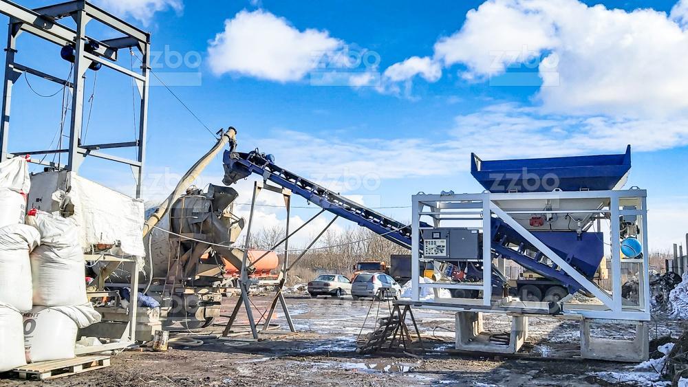 Бетонный завод МОБИЛ-20 - фото 2