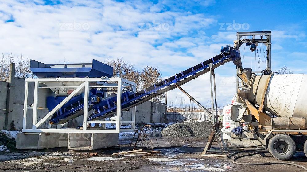 Бетонный завод МОБИЛ-20 - фото 3
