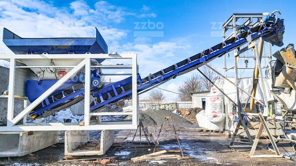Бетонный завод МОБИЛ-20 - фото 1