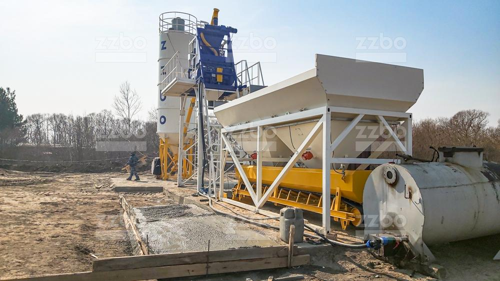 Бетонный завод СКИП-30 - фото 20