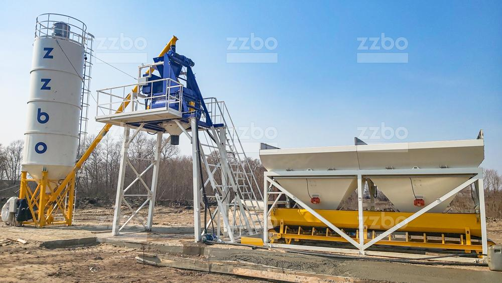 Бетонный завод СКИП-30 - фото 18