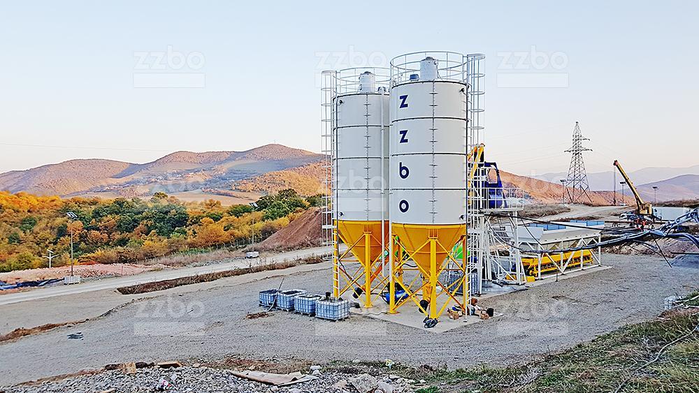 Бетонный завод СКИП-30 - фото 15