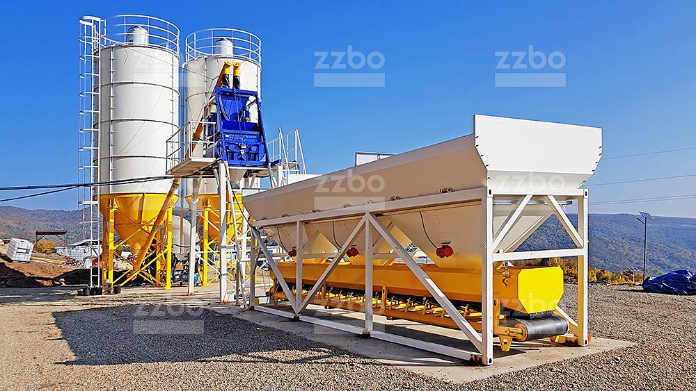 Бетонный завод СКИП-30 - фото 12
