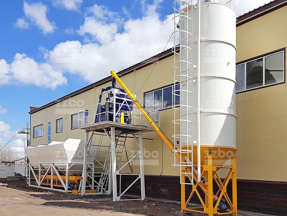 Бетонный завод СКИП-30 - фото 10