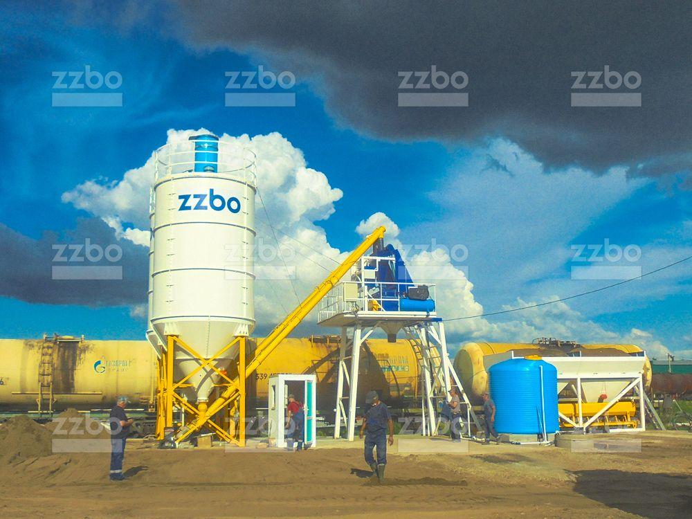 Бетонный завод СКИП-15 - фото 11