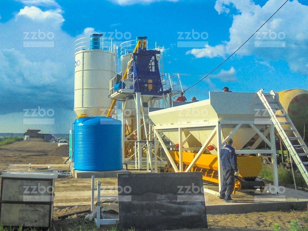 Бетонный завод СКИП-15 - фото 10