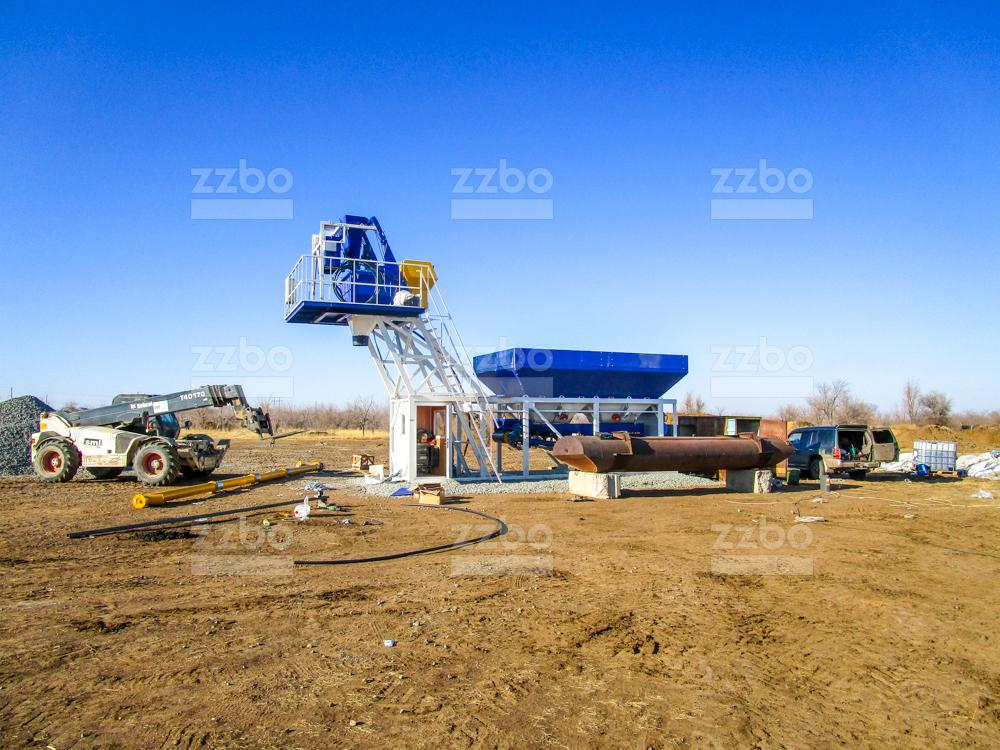 Бетонный завод МИКСЕР-45 - фото 1