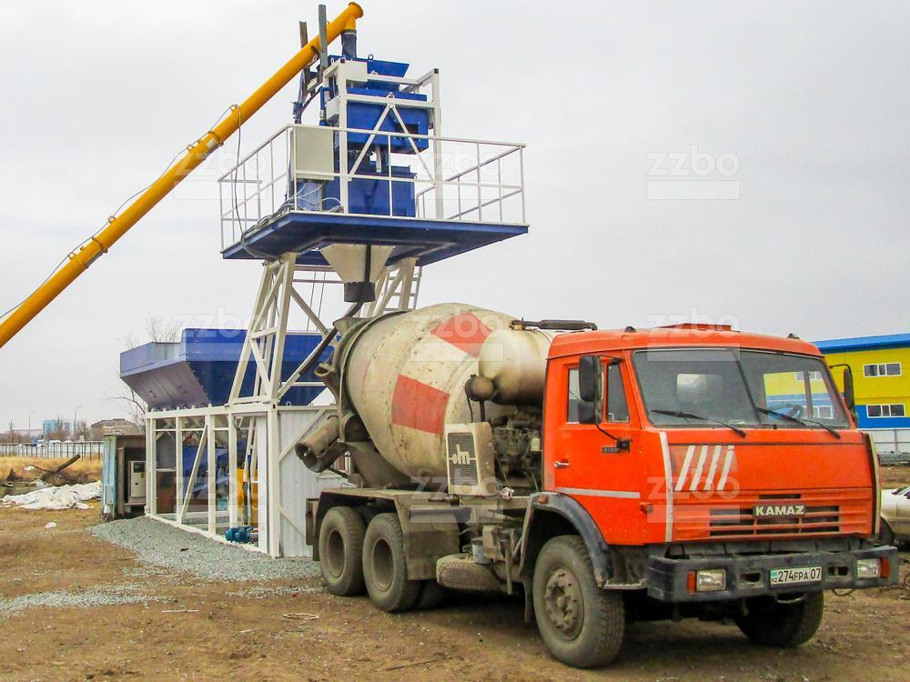 Бетонный завод МИКСЕР-45 - фото 6