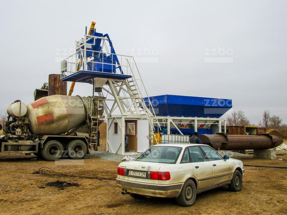 Бетонный завод МИКСЕР-45 - фото 8