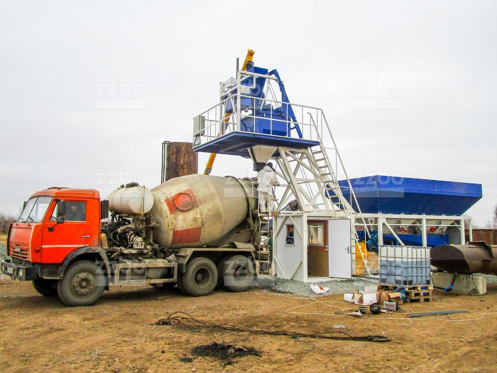 Бетонный завод МИКСЕР-45 - фото 10
