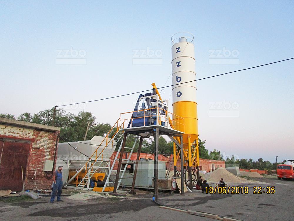 Бетонный завод СКИП-30 - фото 11
