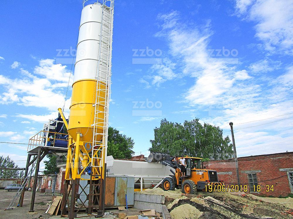 Бетонный завод СКИП-30 - фото 14
