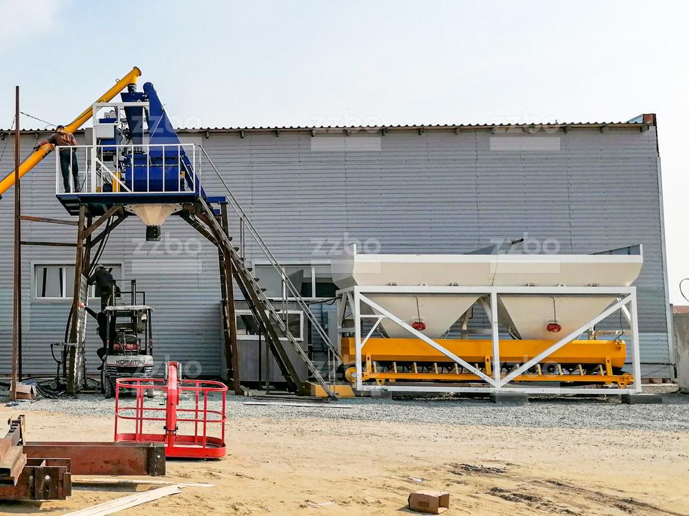 Бетонный завод СКИП-30 - фото 7