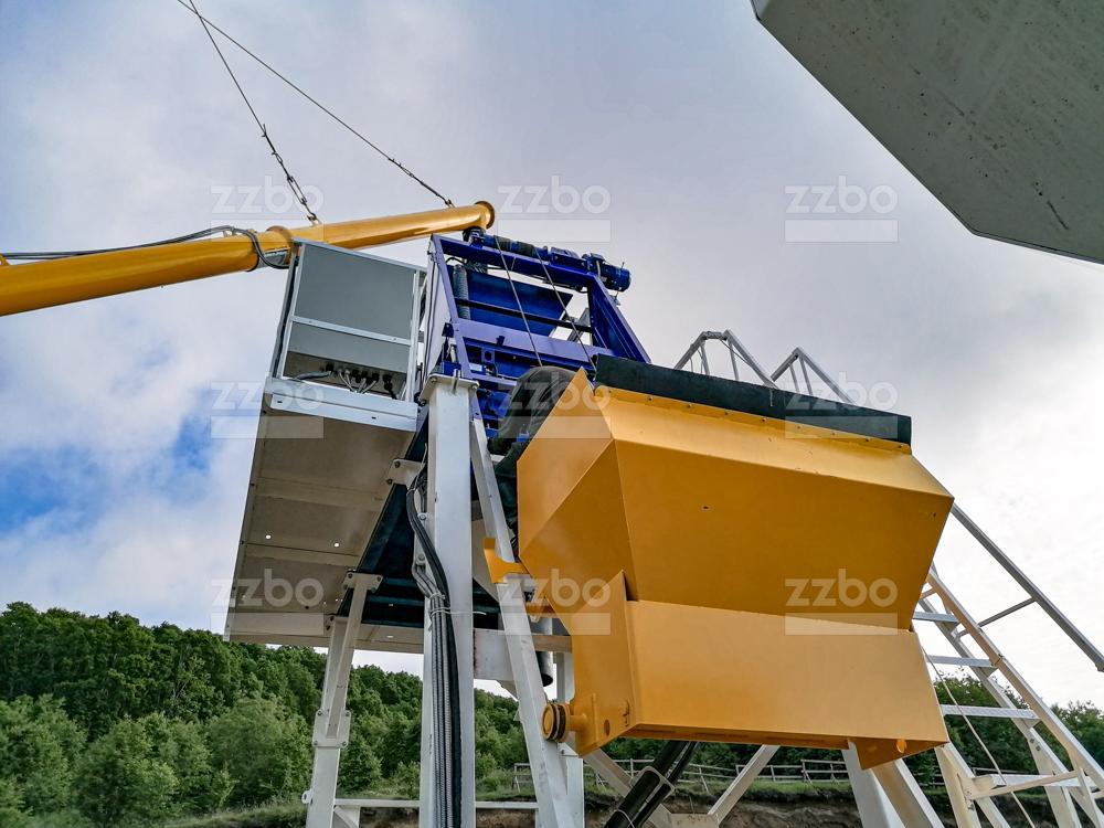 Бетонный завод СКИП-30 - фото 5