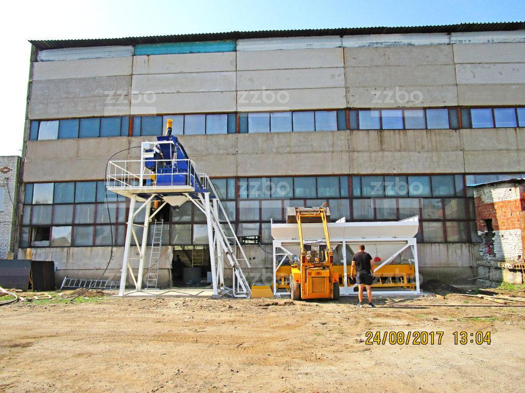 Бетонный завод СКИП-30 - фото 36