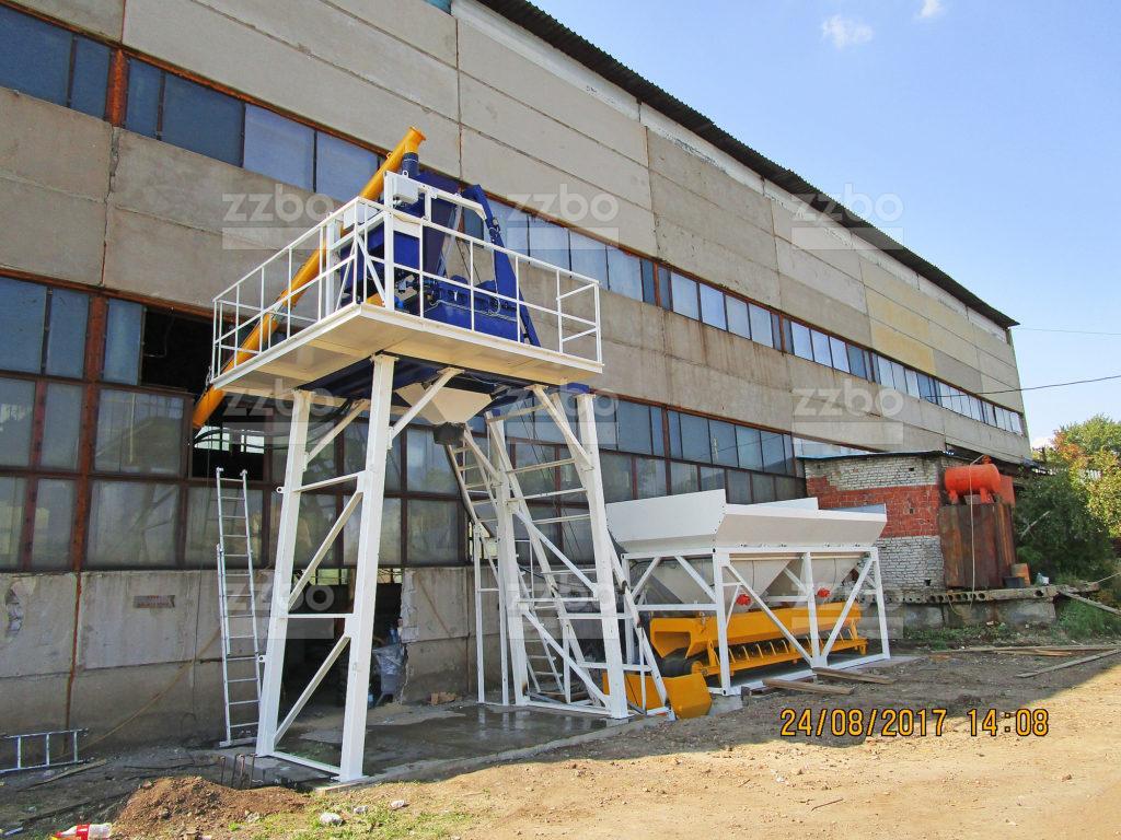 Бетонный завод СКИП-30 - фото 19
