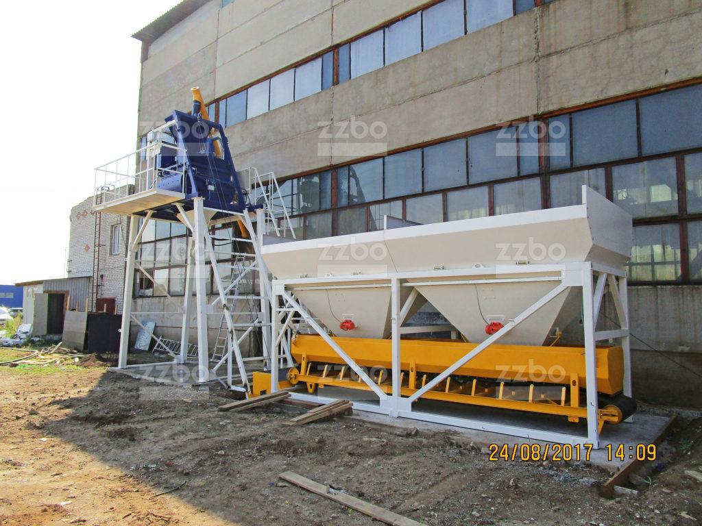 Бетонный завод СКИП-30 - фото 16