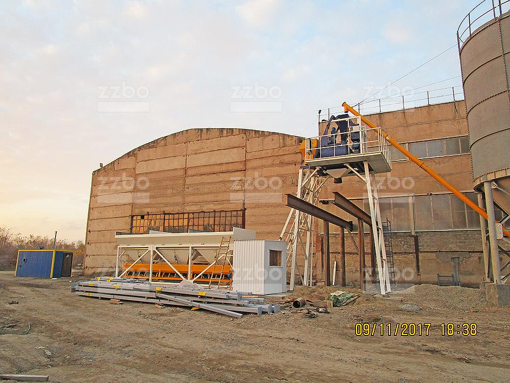 Бетонный завод СКИП-30 - фото 30