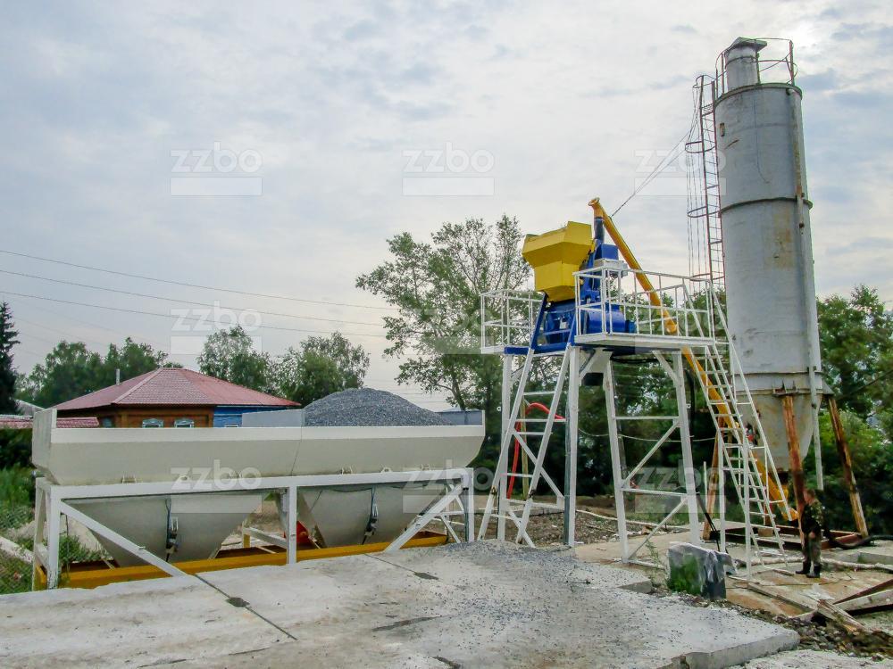 Бетонный завод СКИП-15 - фото 13