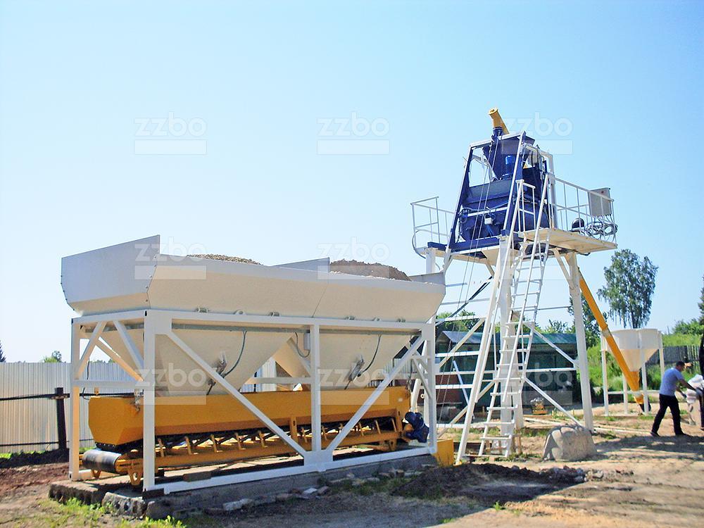 Бетонный завод СКИП-30 - фото 17