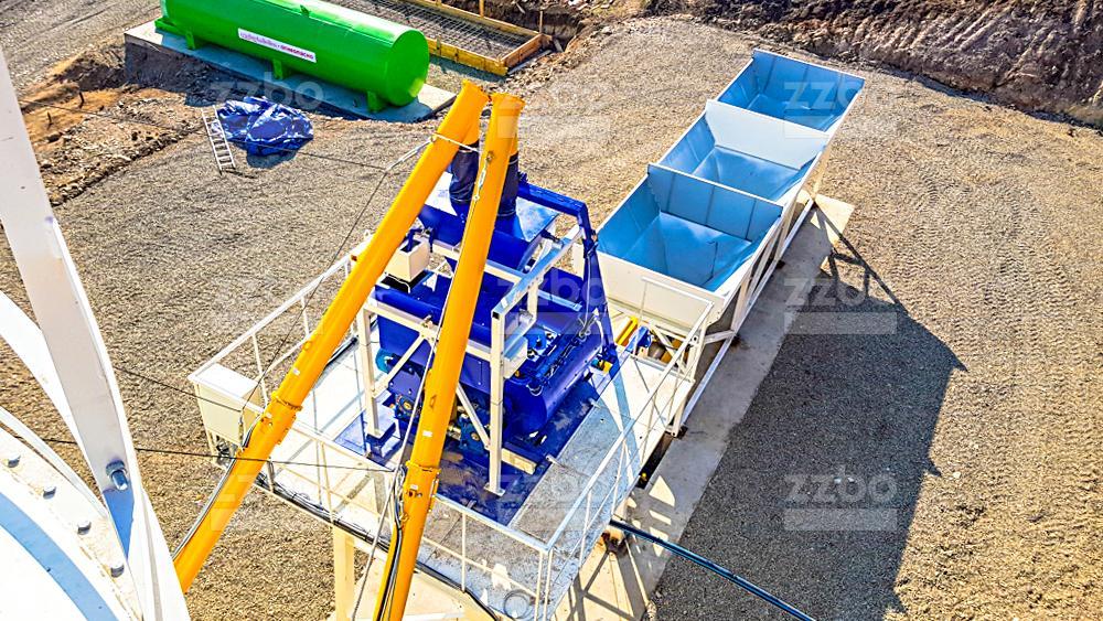 Бетонный завод СКИП-30 - фото 9