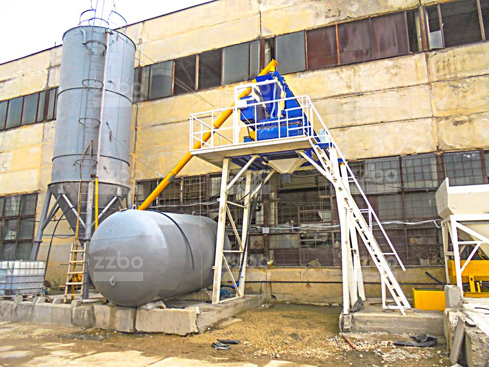 Бетонный завод СКИП-30 - фото 6