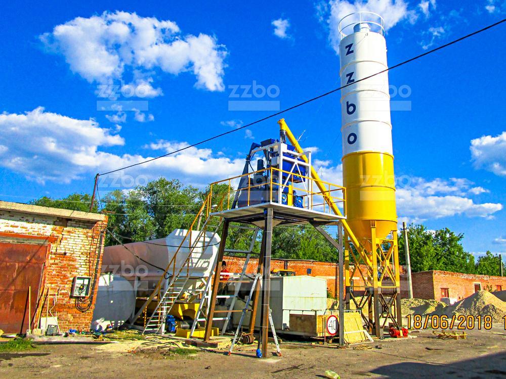 Бетонный завод СКИП-30 - фото 3