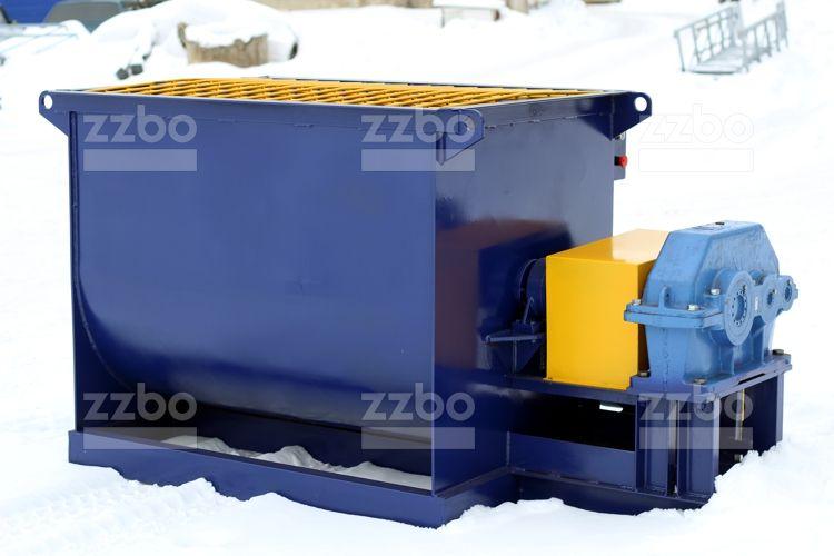 Бетоносмеситель БП-1Г-450 - фото 2