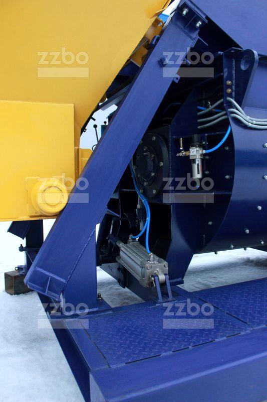 Двухвальный бетоносмеситель БП-2Г-1200с - фото 8
