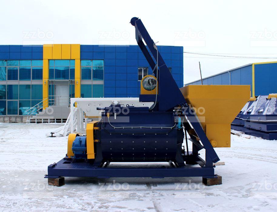 Двухвальный бетоносмеситель БП-2Г-1200с - фото 10