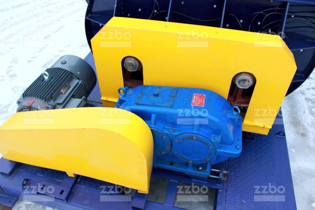 Двухвальный бетоносмеситель БП-2Г-1200с - фото 5