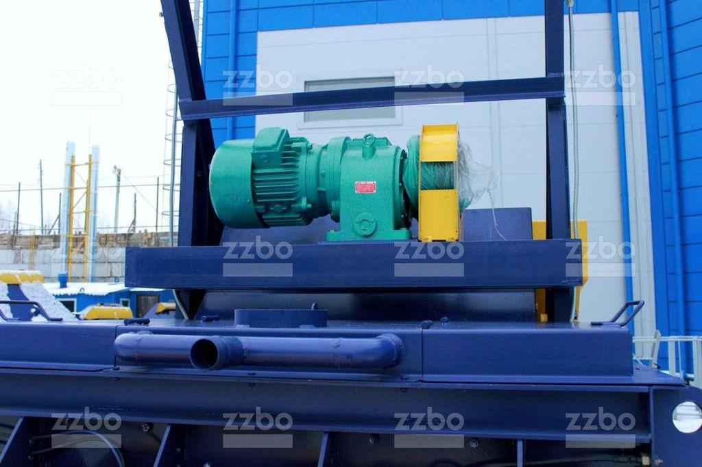 Двухвальный бетоносмеситель БП-2Г-1200с - фото 7