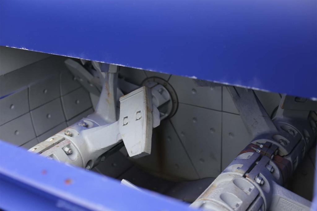 Двухвальный бетоносмеситель БП-2Г-1200 - фото 1