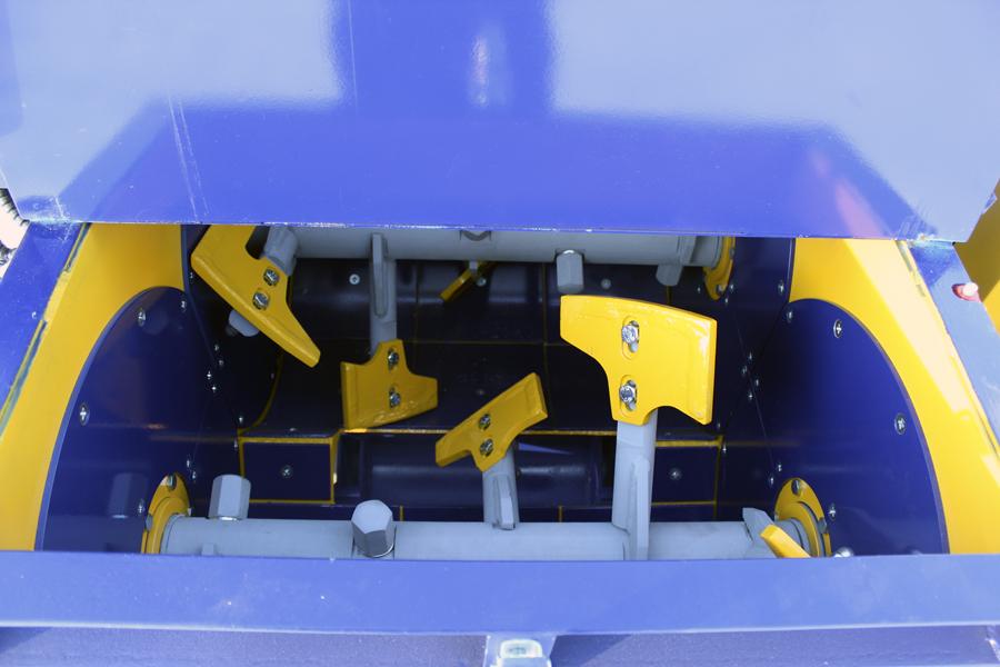 Двухвальный бетоносмеситель БП-2Г-185с - фото 1
