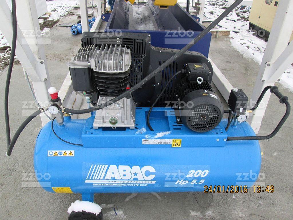 Компрессор Abac B 5900B/200 СТ 5,5 - фото 1