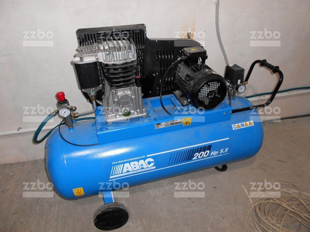 Компрессор Abac B 5900B/200 СТ 5,5