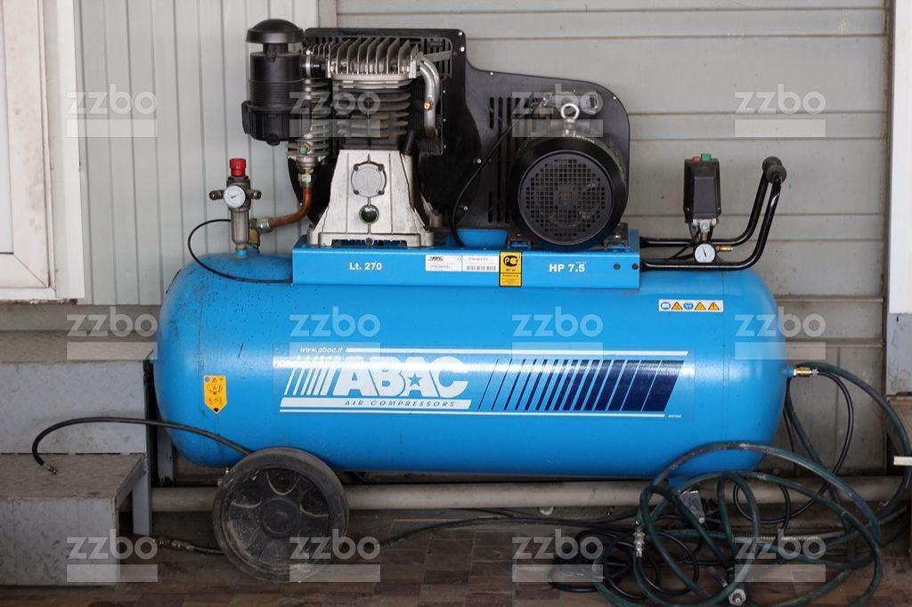 Компрессор Abac B 6000/270 CT 7,5