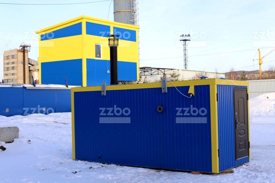 Дизельный парогенератор ПГ-1000 в блок-контейнере - фото 18