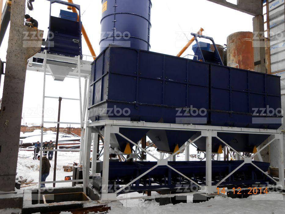Бетонный завод СКИП30х2 - фото 16