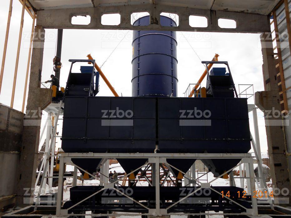 Бетонный завод СКИП30х2 - фото 17
