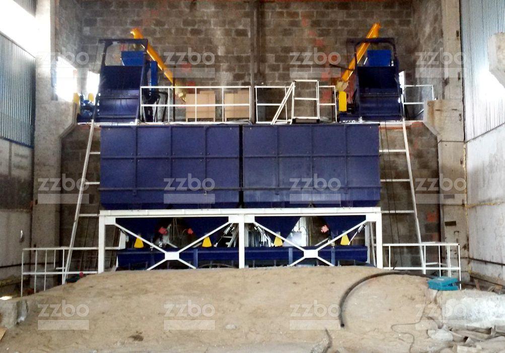 Бетонный завод СКИП30х2