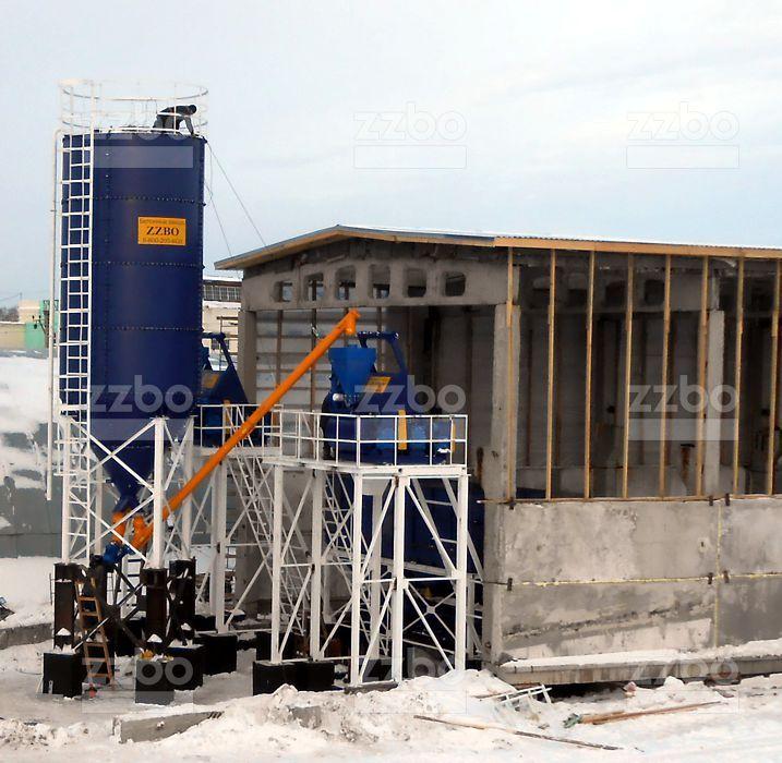 Бетонный завод СКИП30х2 - фото 19