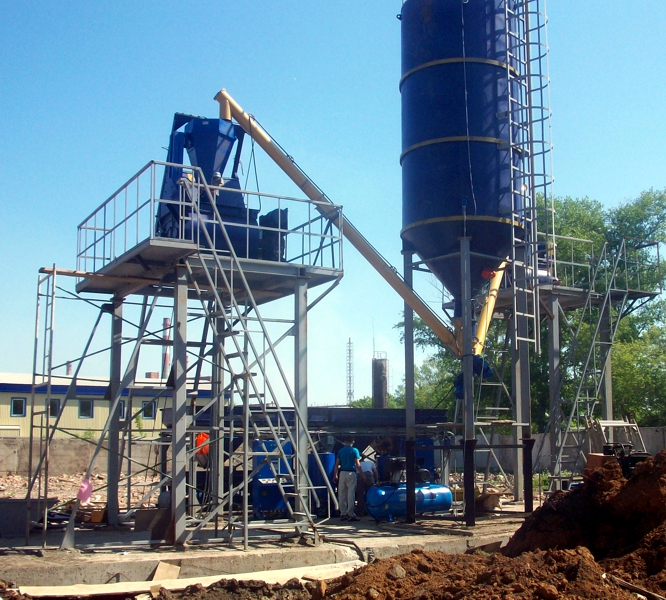 Бетонный завод СКИП30х2 - фото 4