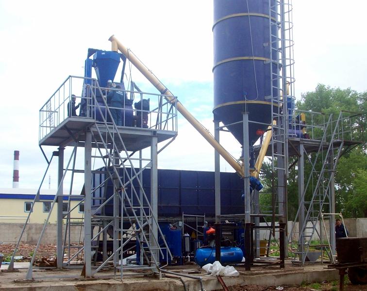Бетонный завод СКИП30х2 - фото 6