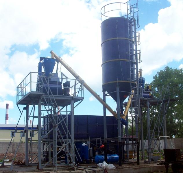 Бетонный завод СКИП30х2 - фото 9