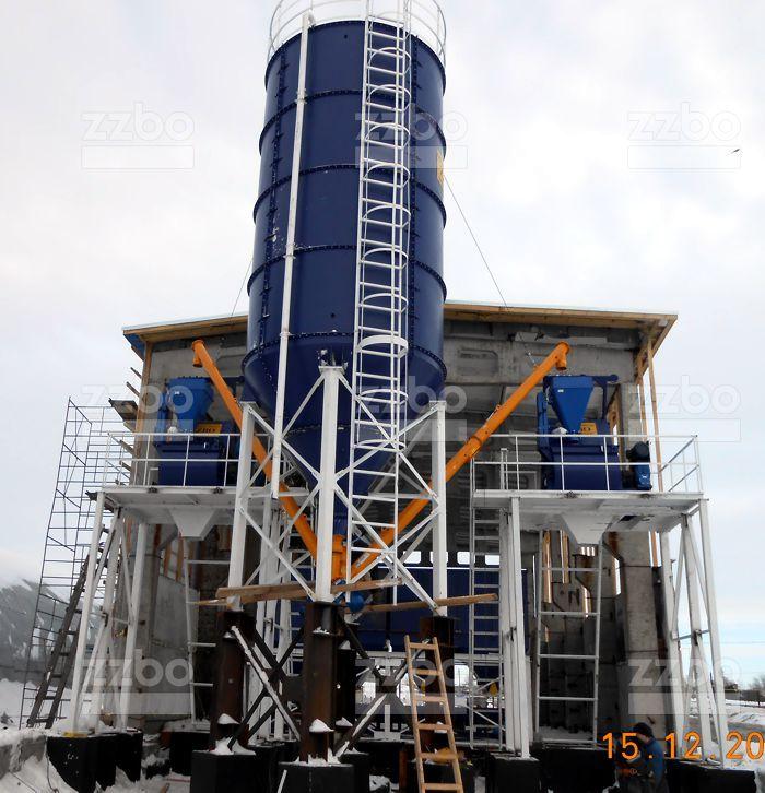 Бетонный завод СКИП30х2 - фото 15