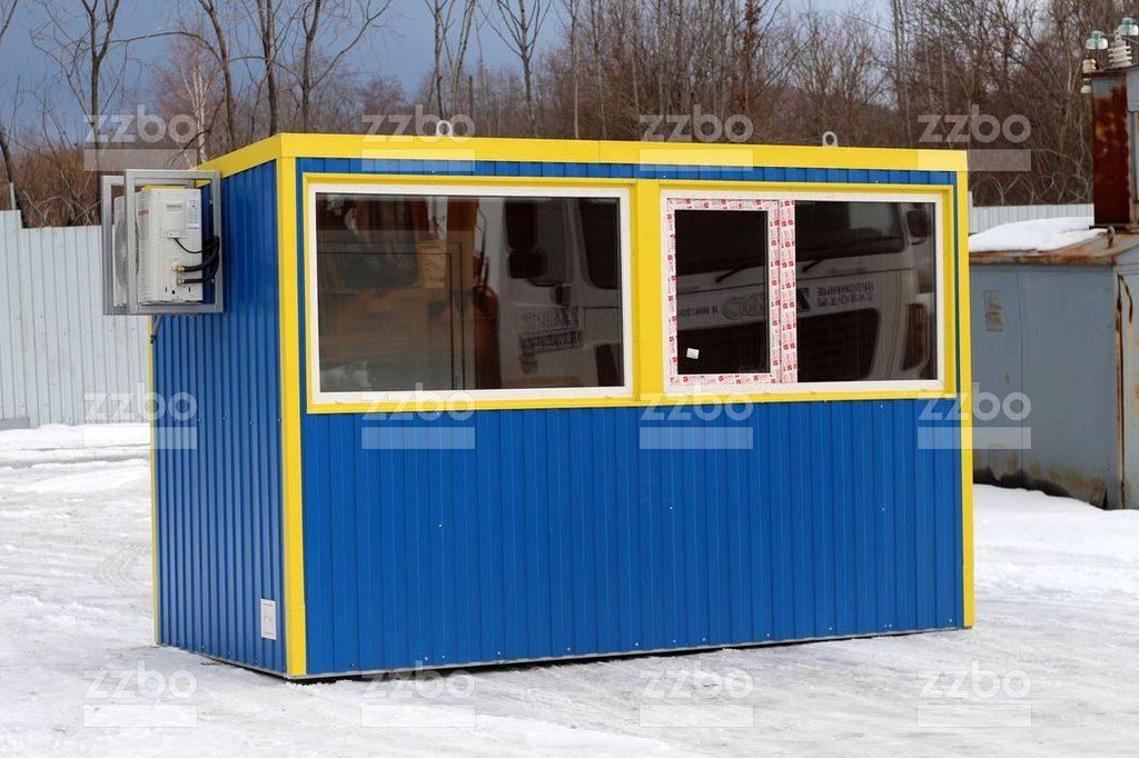 Кабина оператора увеличенная (люкс) - фото 1