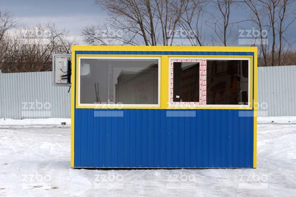 Кабина оператора увеличенная (люкс) - фото 2