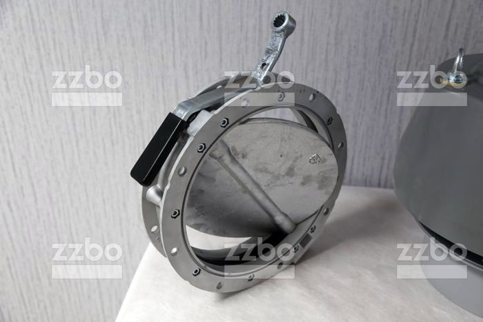 Затвор дисковый VFA300-LT - фото 4