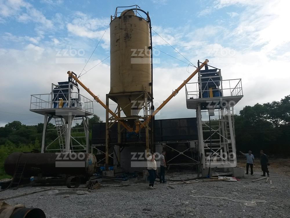 Бетонный завод СКИП30х2 - фото 8